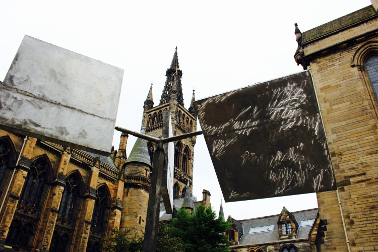 This picture is from the University of Glasgow. This college is one of the most noteworthy universities in the country, and with its innovation and wonderful views of the city, I can see why!