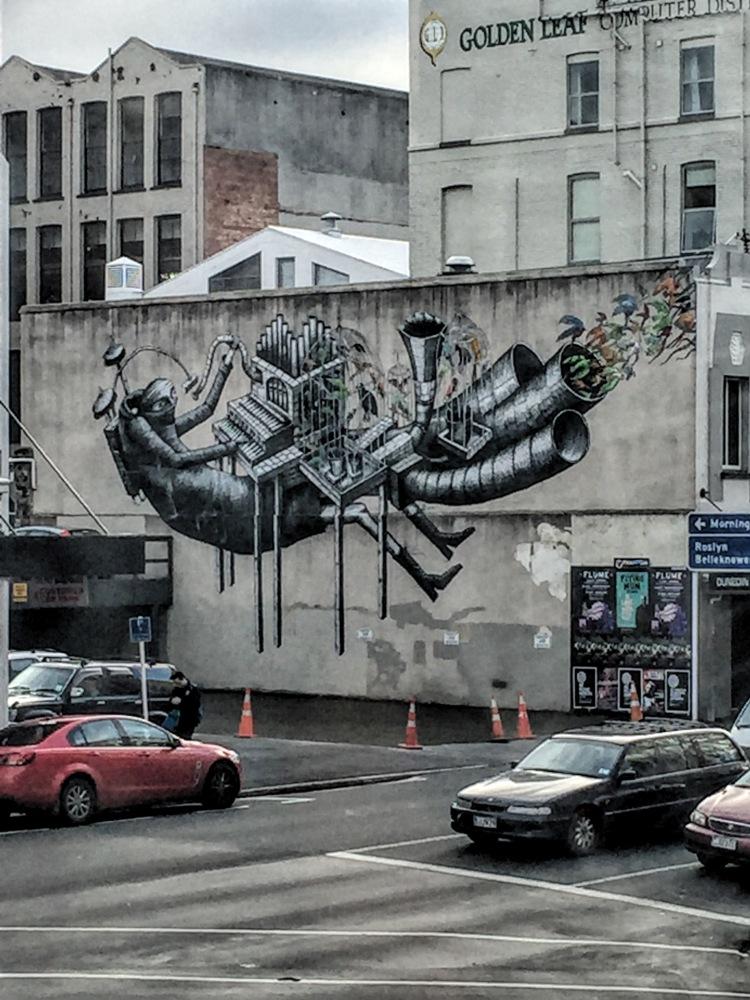 Street Art, Dunedin NZ- Grant-1