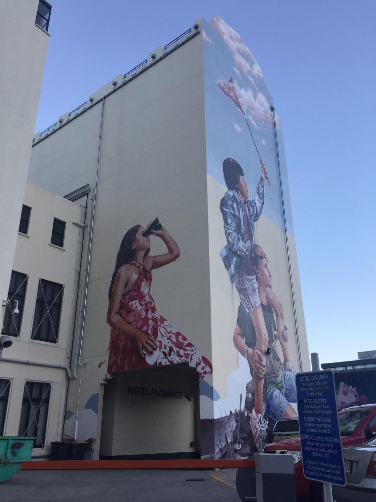 Street Art, Dunedin NZ- Grant-4
