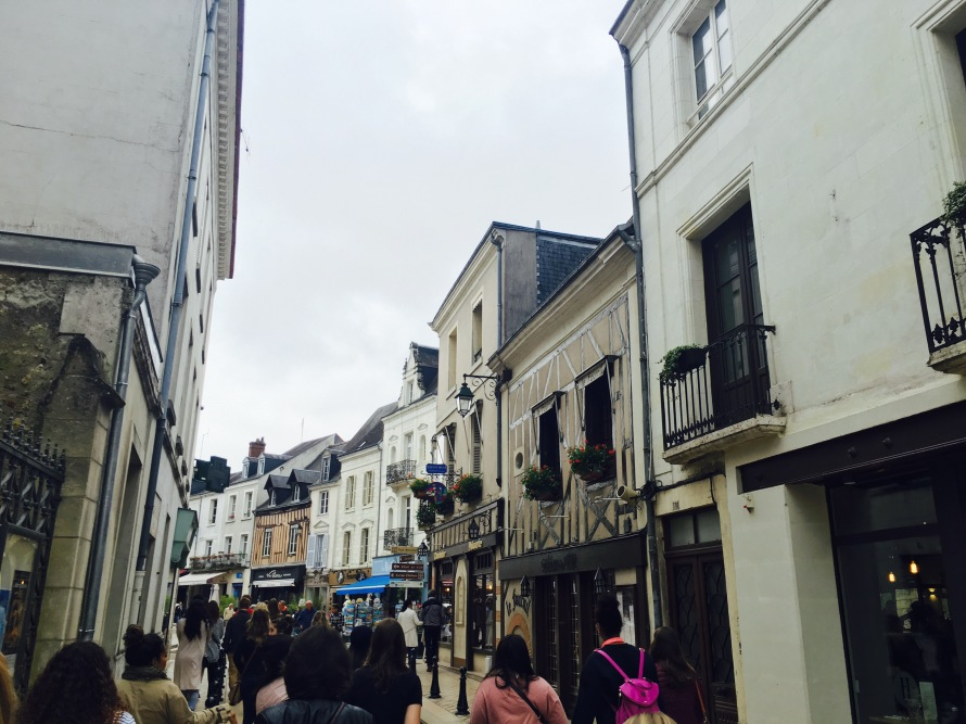 The epitome of a classic small French town, we enjoyed fine local foods and shops.