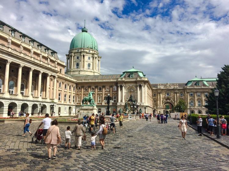 Buda Castle, Budapest, McKenzi - 9