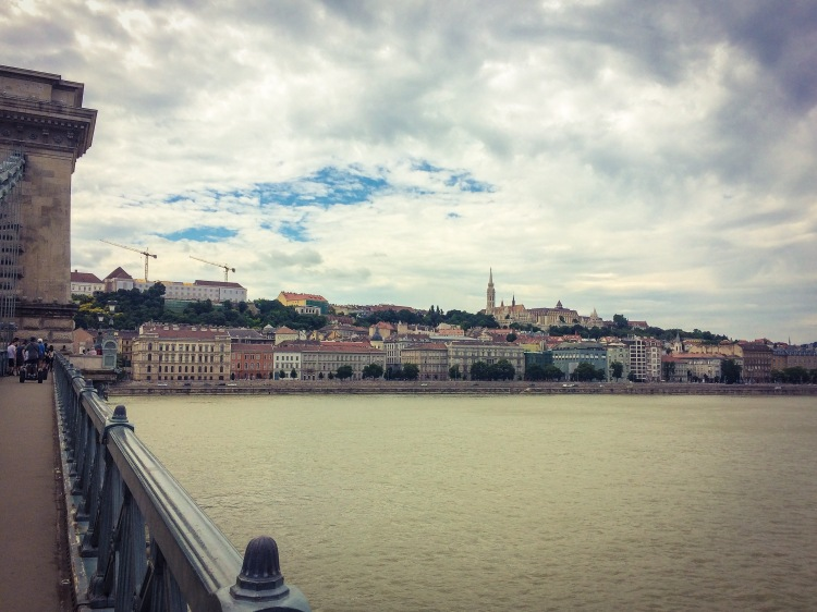 Chain Bridge, Budapest, McKenzi - 8