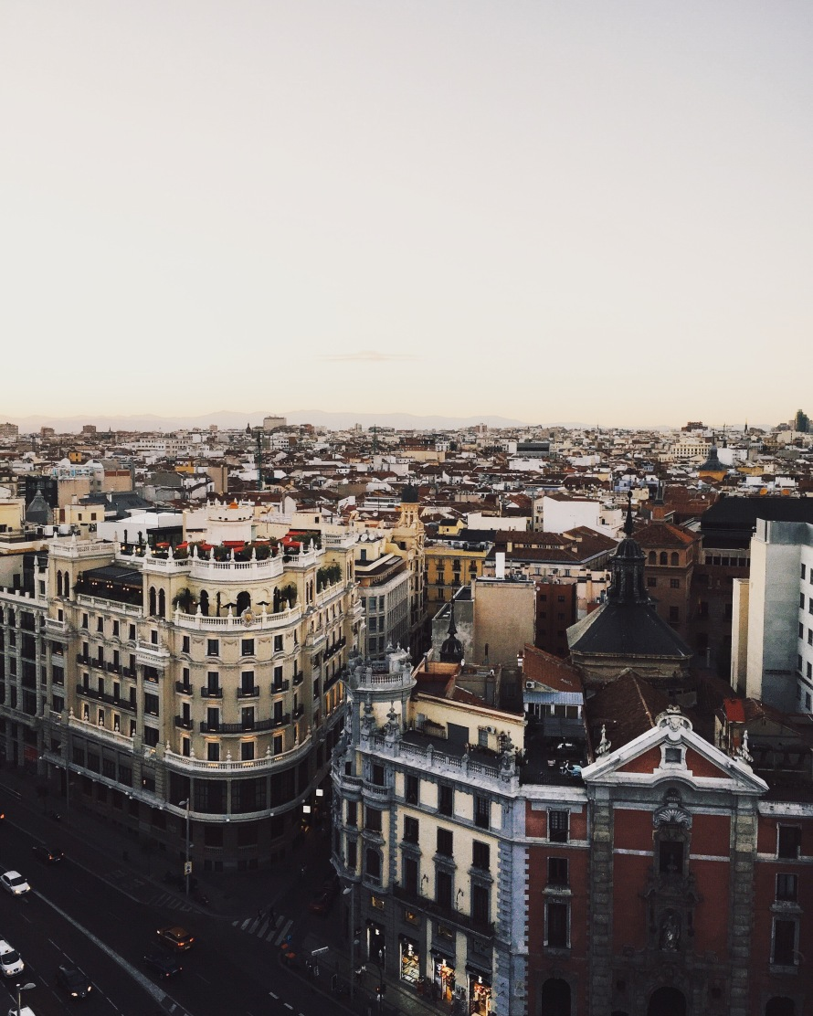 Work/Life Balance in Madrid, Spain