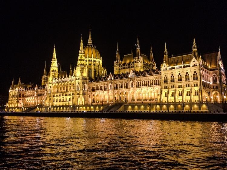 Parliament Night, Budapest, McKenzi - 14