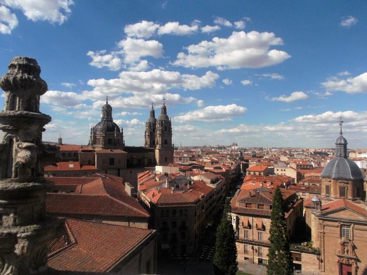 Catedrales 2, Salamanca, Spain, Pineiros