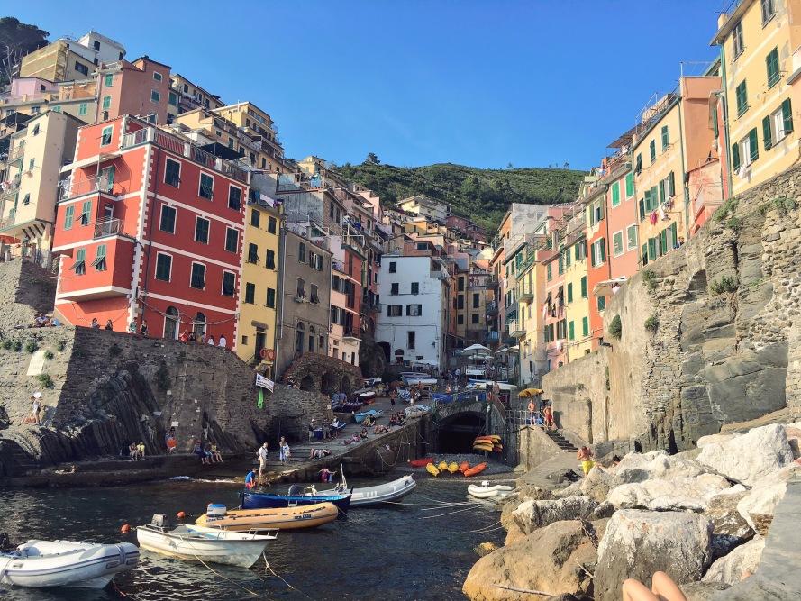 Cinque Terre, Riomaggiore, Italy - Jerman - Photo 1