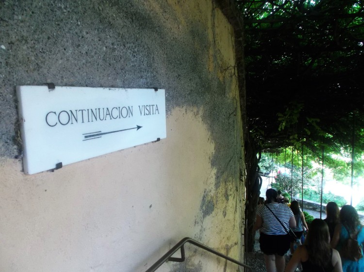 Generalife Sign, Granada, Spain, Pineiros