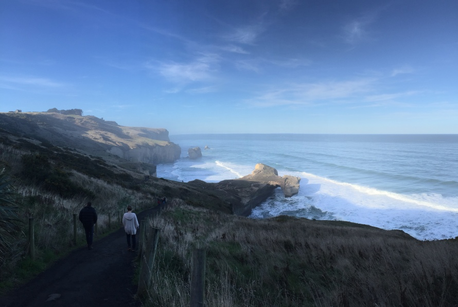 Tunnel Beach- Dunedin, New Zealand -Grant, Photo 6