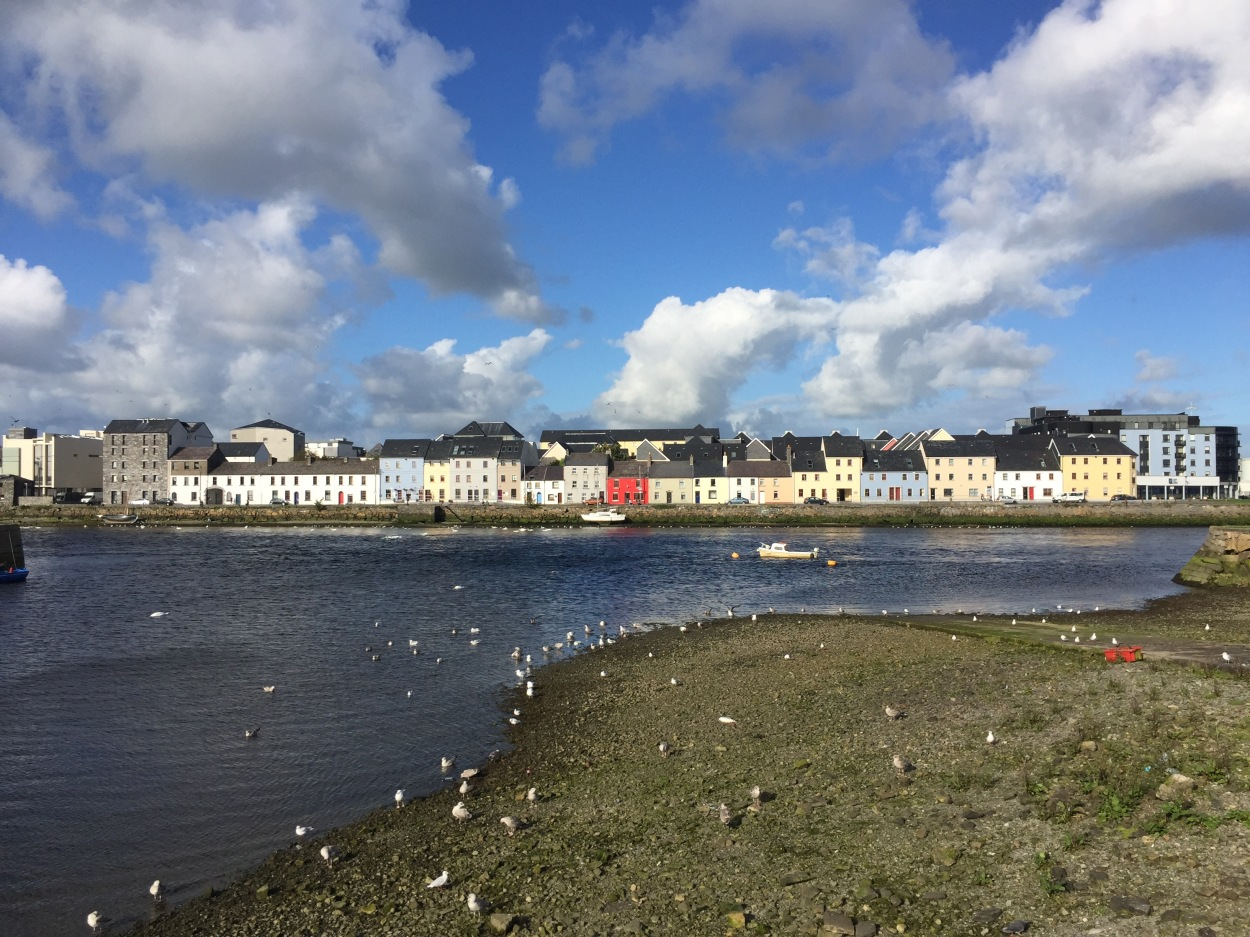 This is the amazing bay that Galway is famous for! Located right at the bottom of Shop Street, this is a perfect spot to relax after a long day of adventures.
