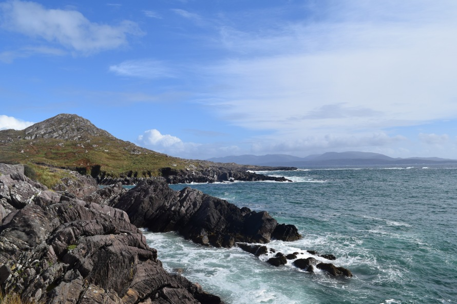 Derrynane is one of the many scenic stops along the Ring of Kerry.