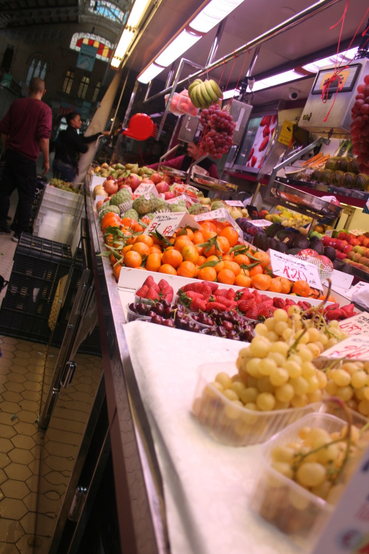 A colorful and fresh assortment of fruit
