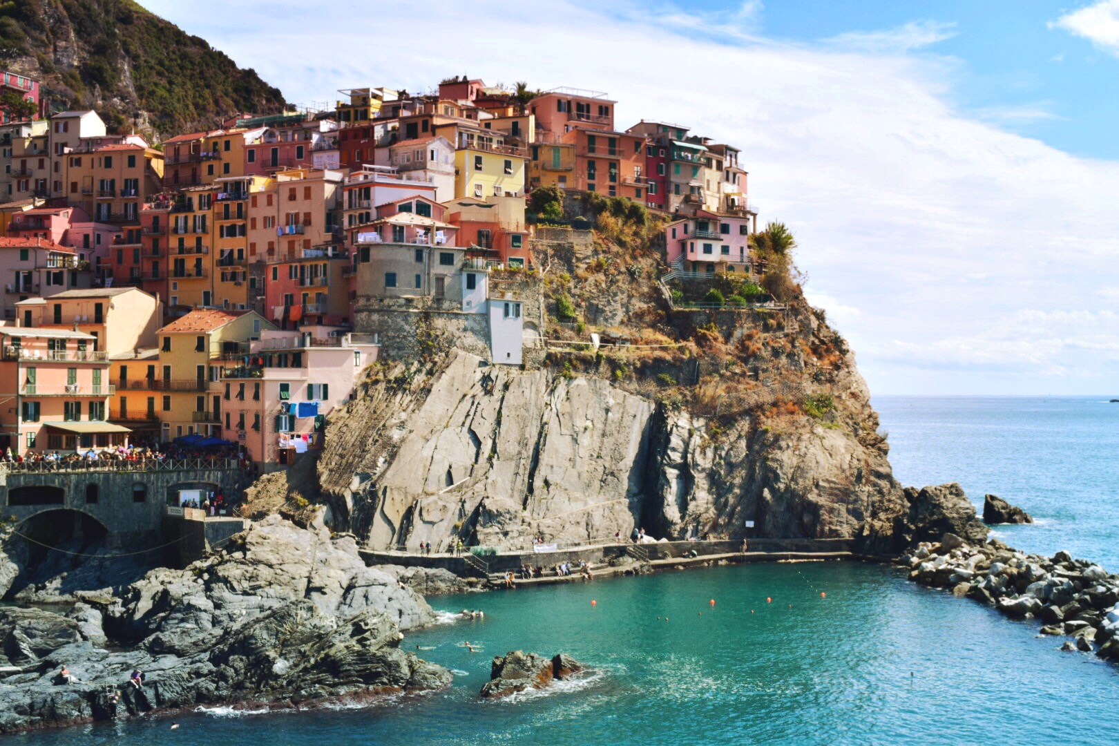Cinque Terre National Park And Visual Wonder Isa Study Abroad