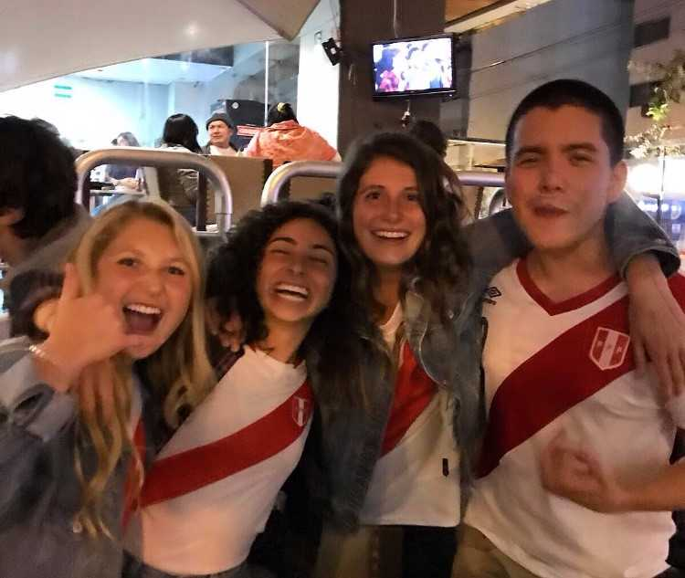 peru in the world cup when soccer is more than just a game isa