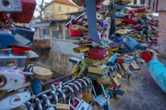 Lovers Lock Bridge