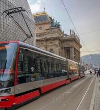 Prague Tram System