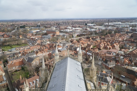 Ancient city of York